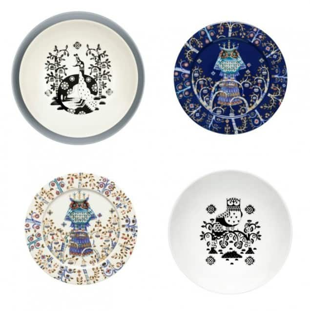 Plates from the Taika series by Iittala ...  sc 1 st  The Design Sheppard & Iittala Expands its Taika Range - The Design Sheppard