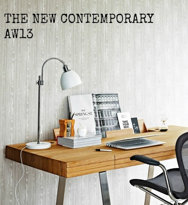 John Lewis AW13 Interior Trend The New Contemporary