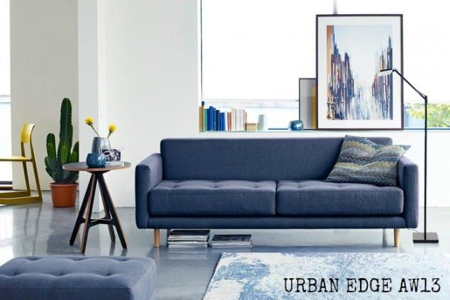 John Lewis AW13 Interior Trend Urban Edge