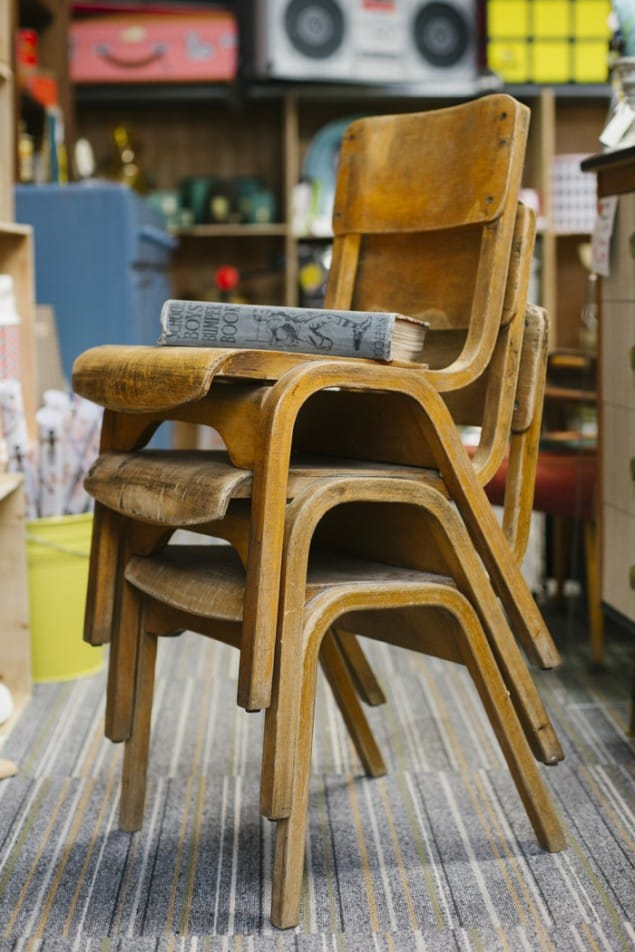 Vintage Furniture at Live Like The Boy