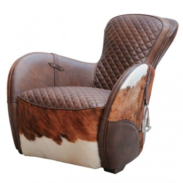 Saddle Chair by Timothy Oulten