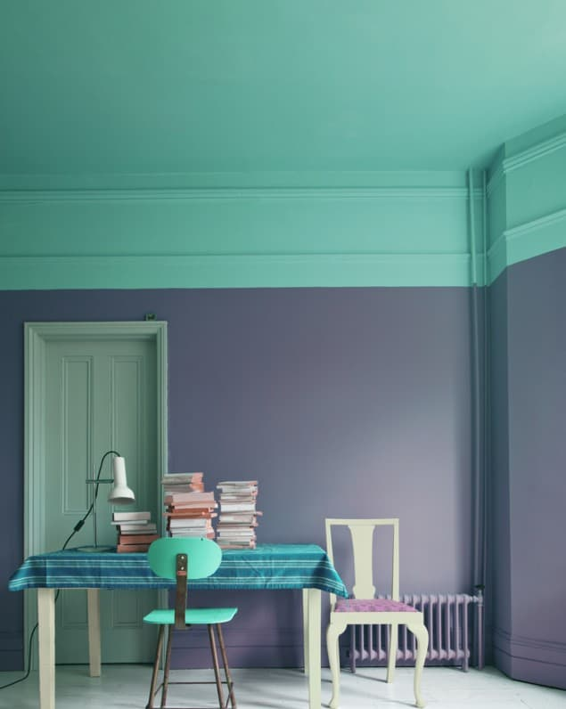 Brassica Study by Farrow & Ball