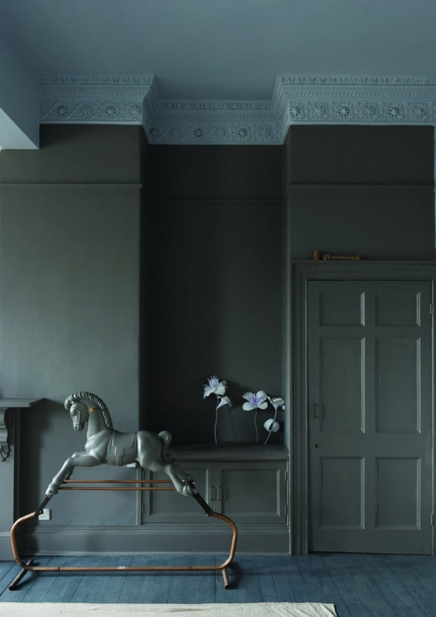 Mole's Breath by Farrow & Ball