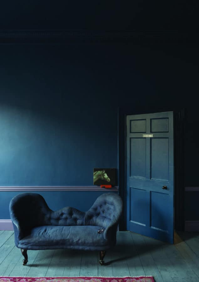 Stiffkey Blue by Farrow & Ball