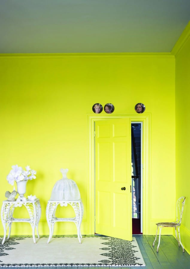 Yellowcake by Farrow & Ball