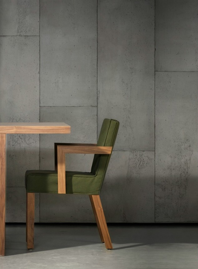 Concrete wallpaper 01 by Piet boon for NLXL