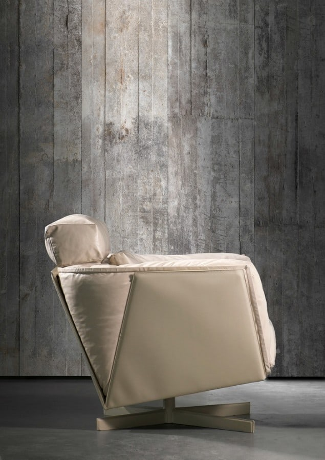 Concrete wallpaper 02 by Piet boon for NLXL