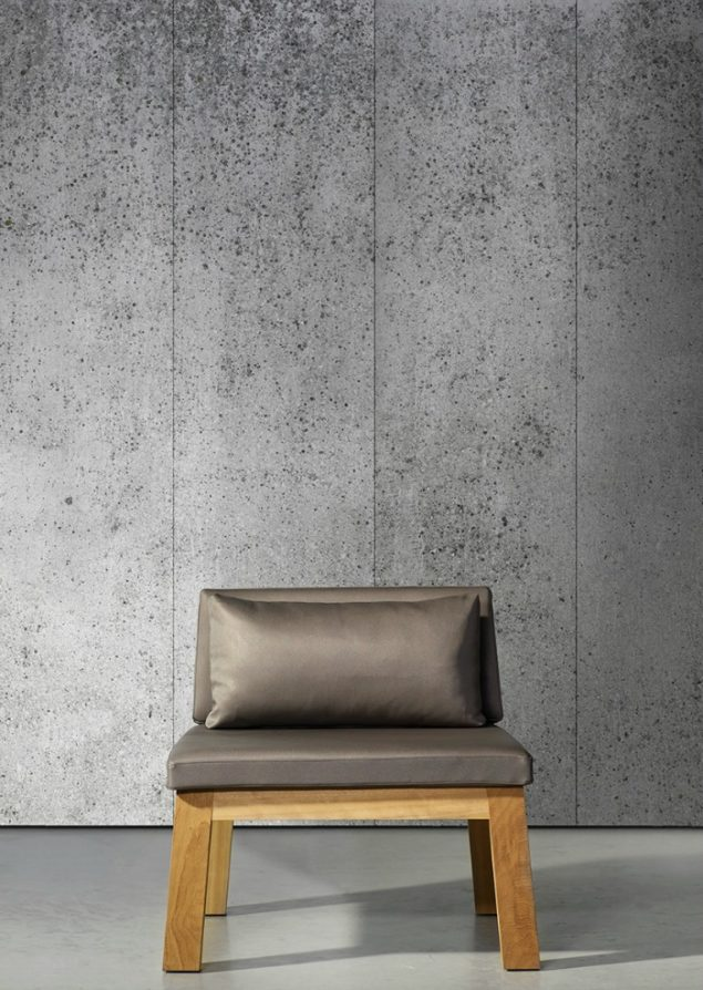 Concrete wallpaper 05 by Piet boon for NLXL