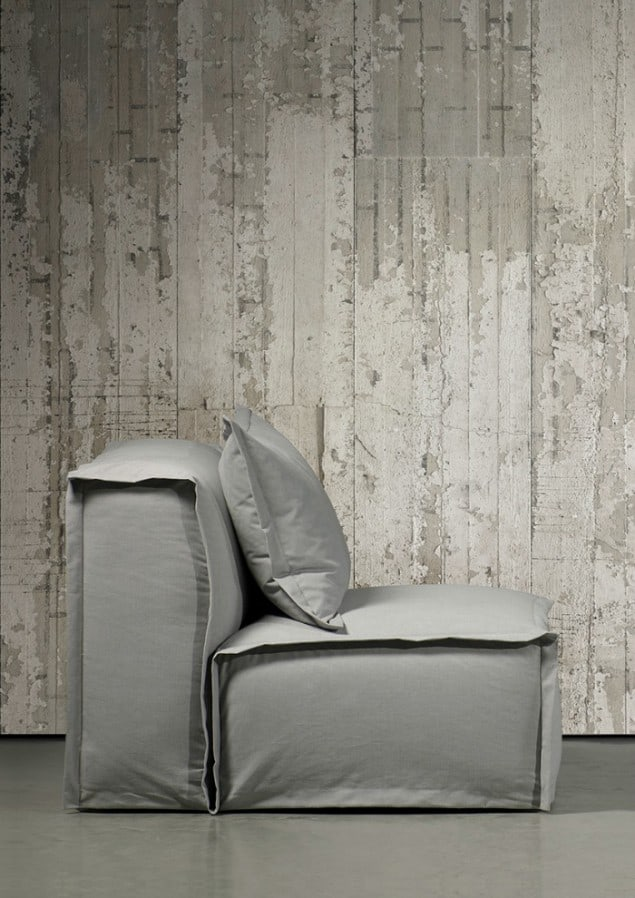 Concrete wallpaper 06 by Piet boon for NLXL