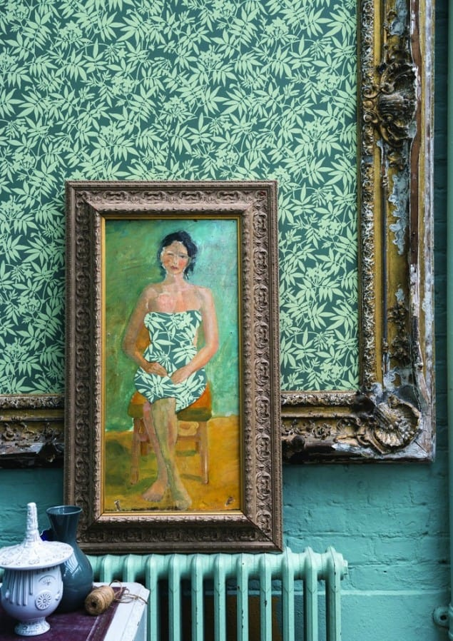 Farrow & Ball Jasmine wallpaper