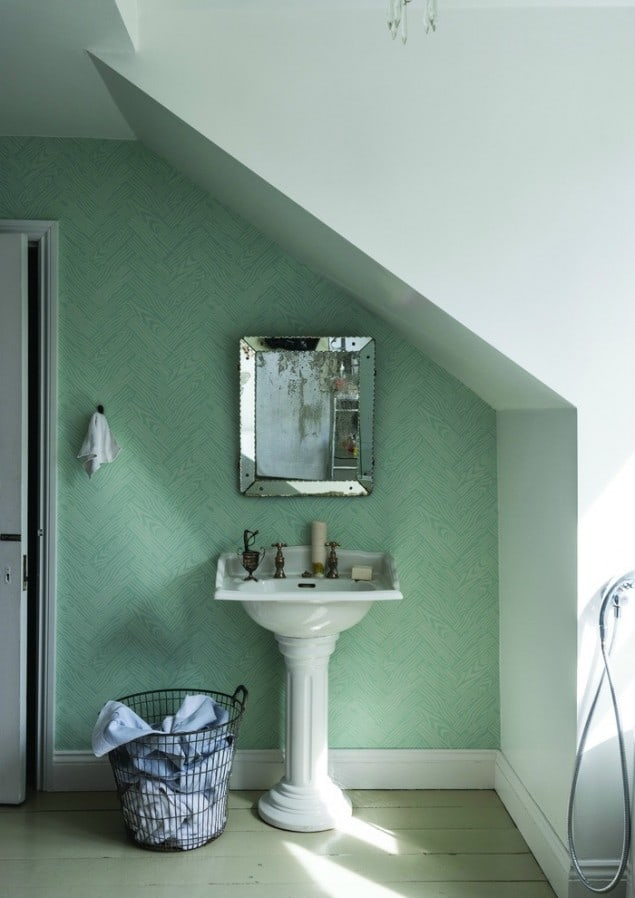 Farrow & Ball Parquet BP 4102 wallpaper