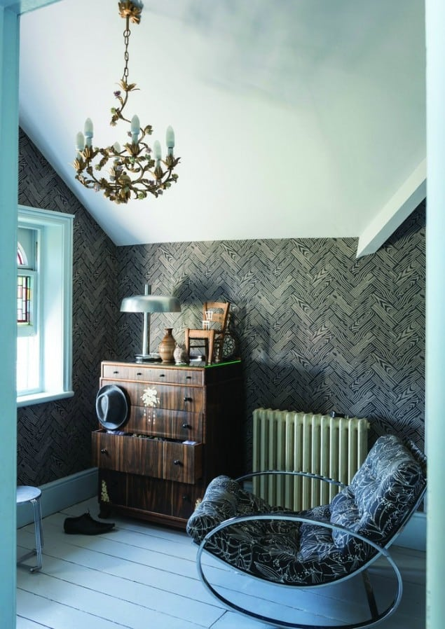 Farrow & Ball Parquet BP 4104 wallpaper