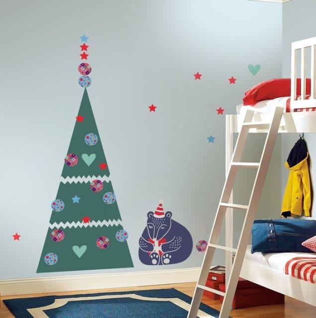 PIXERS adhesive Nordic Christmas Tree sticker