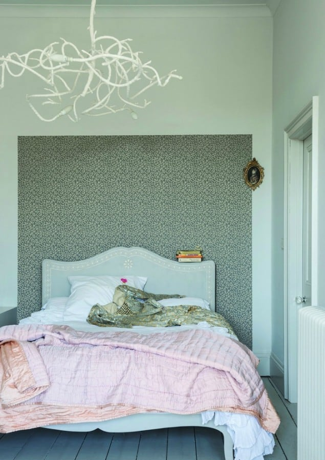 Farrow & Ball Samphire BP 4004 wallpaper