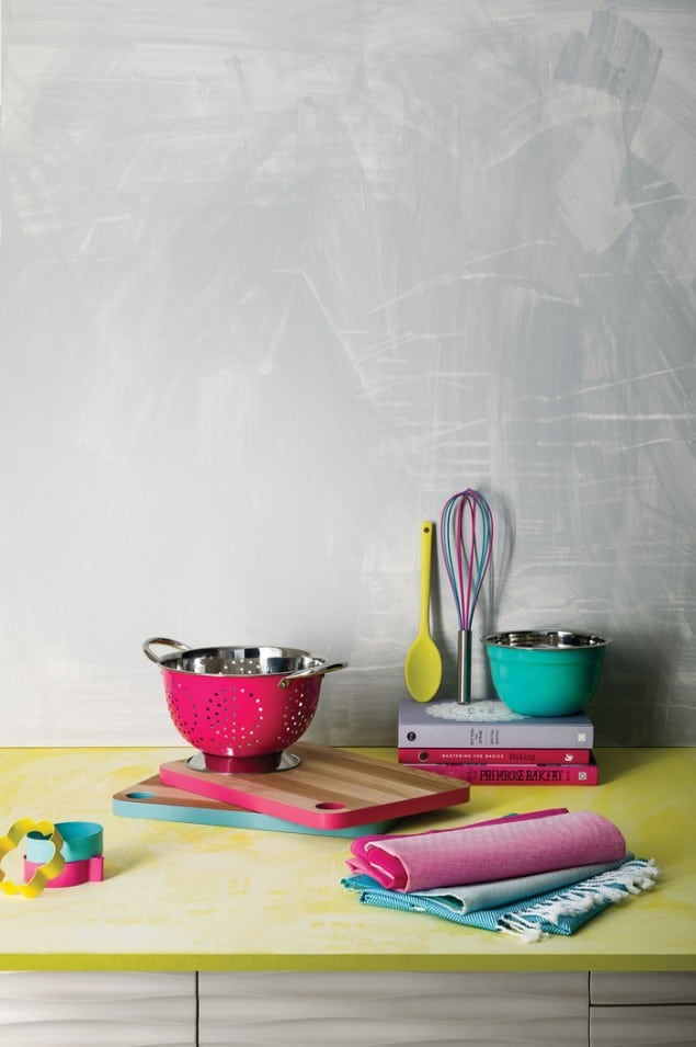 Marks & Spencer SS14 Bright Bakeware