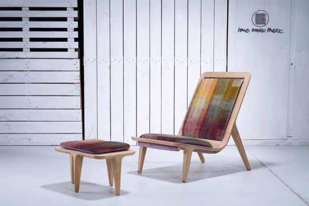 LAY AIR furniture by HOOKLundSTOOL 2