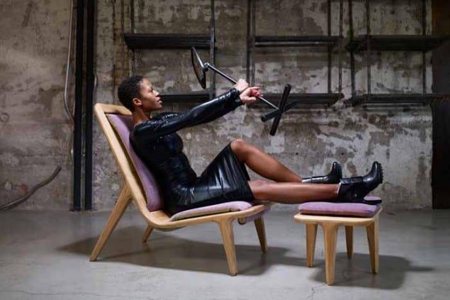 LAY AIR furniture by HOOKLundSTOOL