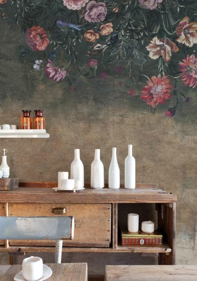Soul wallpaper by Wall & Deco