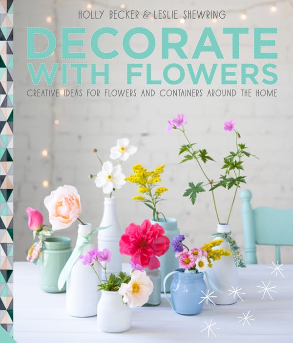 Decorate with Flowers - book cover