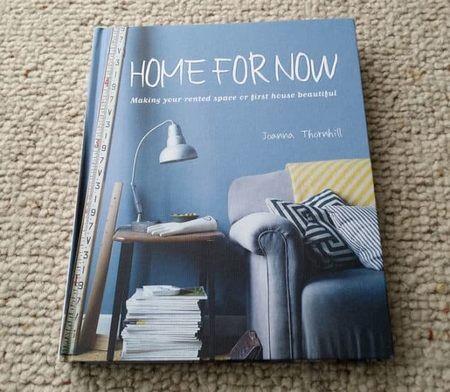 Home for Now by Joanna Thornhill - Cover Image