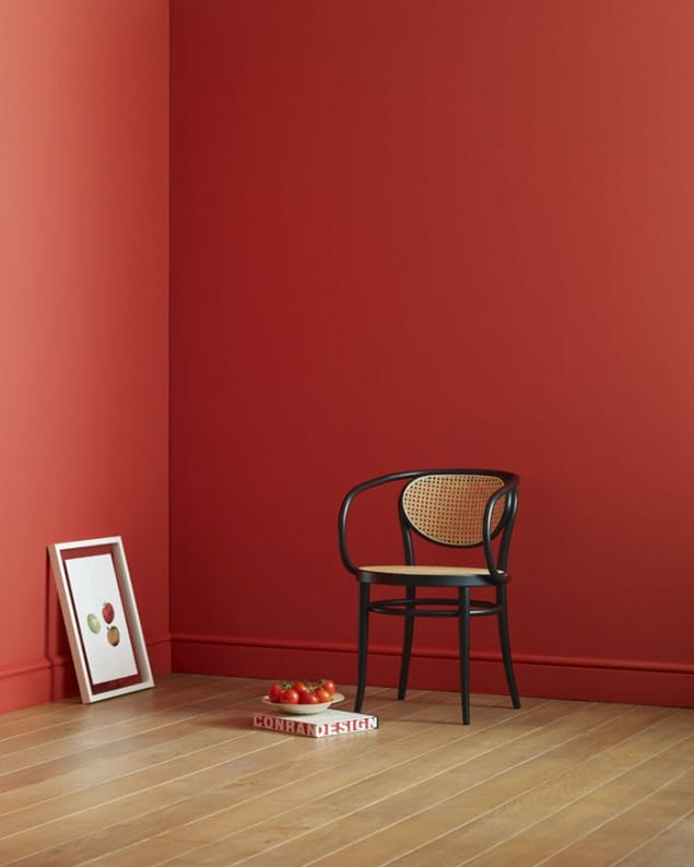 Paint by Conran - Squashed Tomato