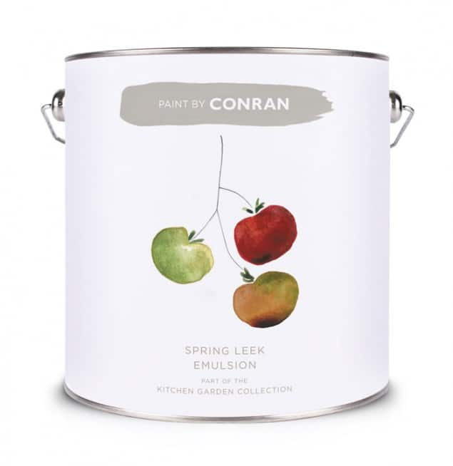 Paint by Conran - Kitchen Garden