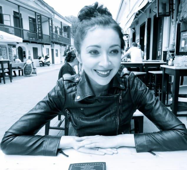 Ania Newland of Mleko