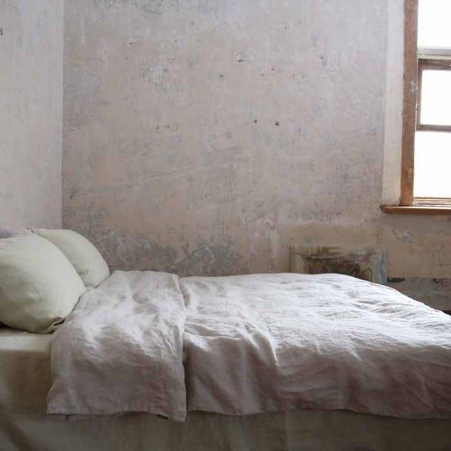 LinenMe Bedding Aloe Silver