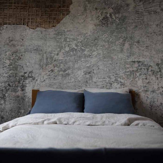 LinenMe Bedding Blue Silver 2