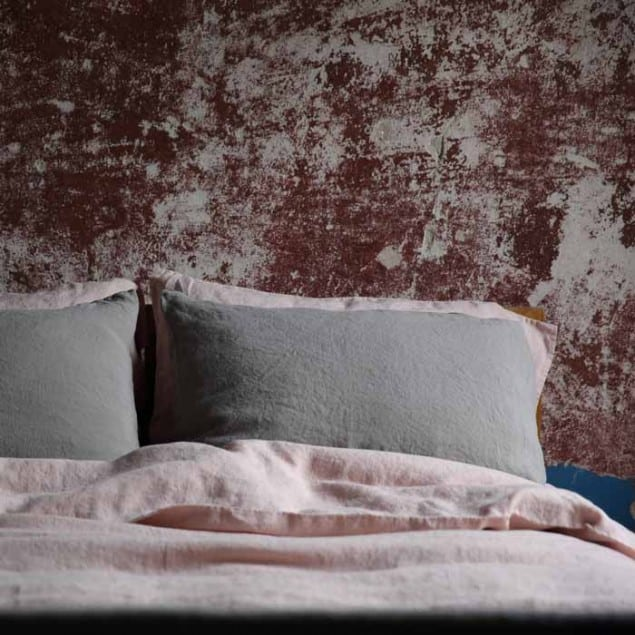 LinenMe Bedding Rosa Taupe