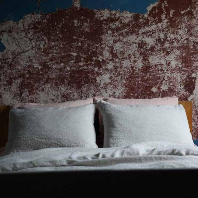 LinenMe Bedding Silver Rosa