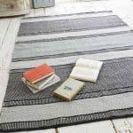 Tweedy rug from Loaf