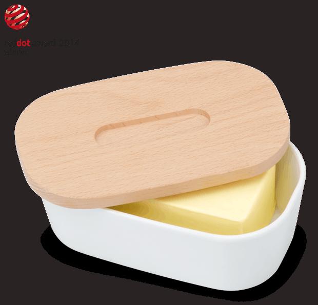 Sebastian Conran Universal Expert Butter dish