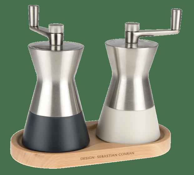 Sebastian Conran Universal Expert Pepper and Salt Mill