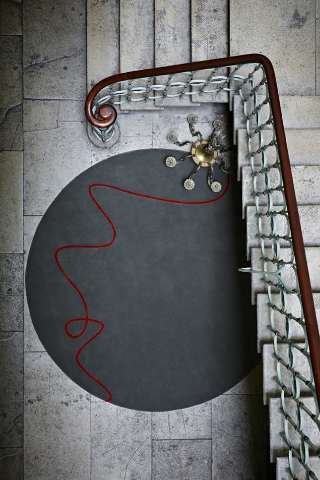 RED THREAD by Staffan Tollgård for JAB Anstoetz Red Thread Collection from £695 sqm