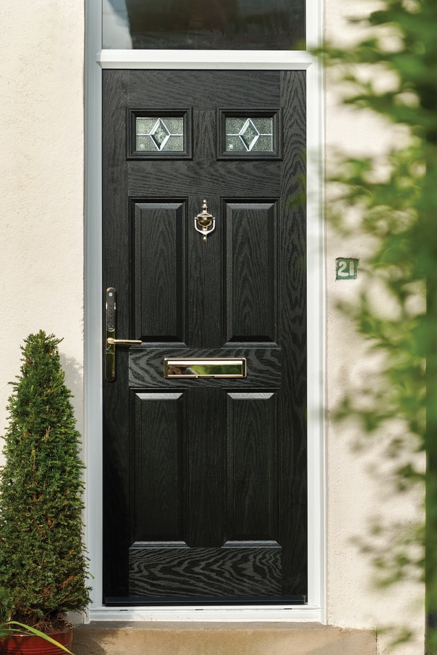 edwardian-yale-door ... & Giveaway : A Fully-Fitted Composite Yale Door - The Design Sheppard