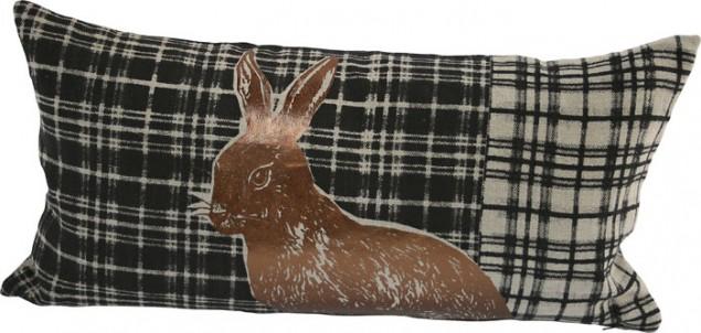 Moorland Rabbit - BronzeBlack by Sam Pickard