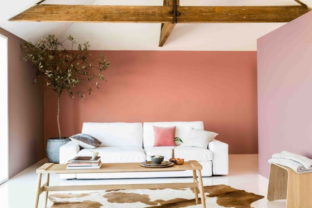 ColourOfDulux Colour of The Year 2015 Copper Blush