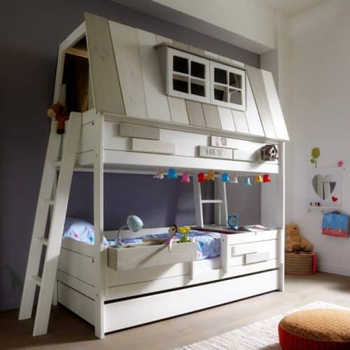 Hangout Cabin Bed from Cuckooland