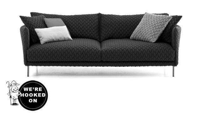 Gentry Sofa designed by Patricia Urquiola for Moroso