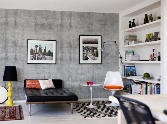 Concrete Wallpaper by Mr Perswall
