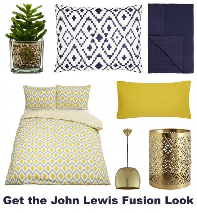 Get the John Lewis Fusion Look