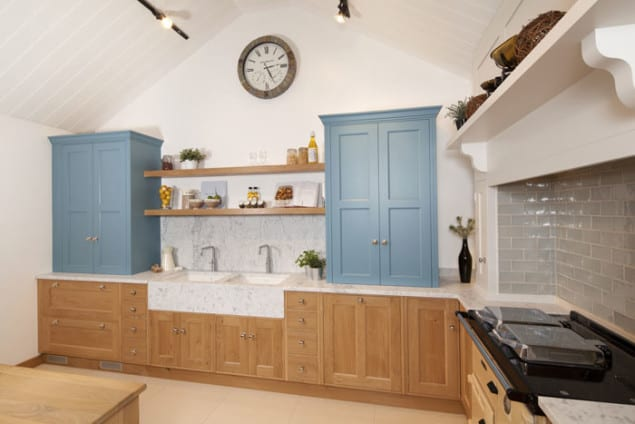 Using Colour in the Home - Rencraft Kitchens