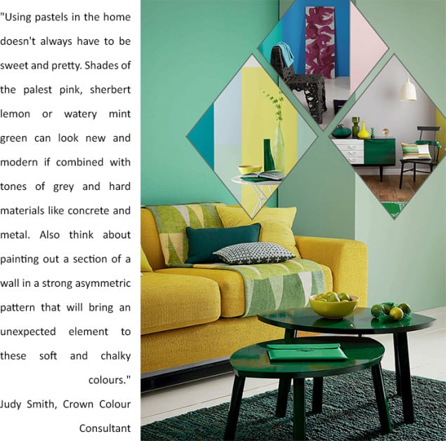 Using Colour in the Home - Crown Paints