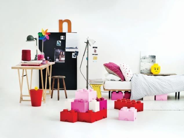 Using Colour in the Home - Store