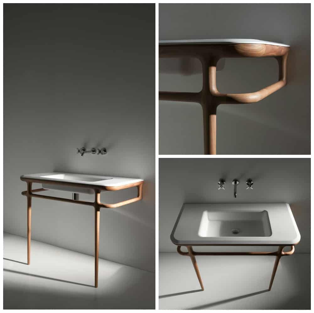 armonia bathroom console by antonio lupi the design sheppard. Black Bedroom Furniture Sets. Home Design Ideas