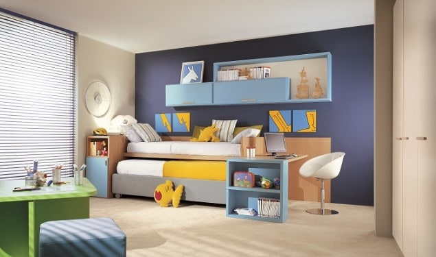 Bedroom furniture for Kids by Dear Kids