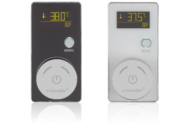 Crosswater Digital Showering Elite Controls