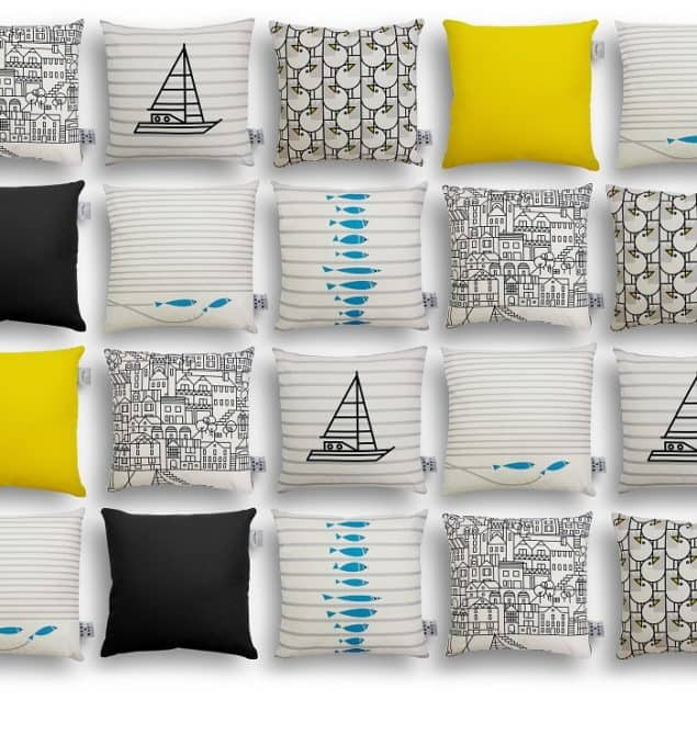 BERT&BUOY_Nautical inspired Devon Cushions