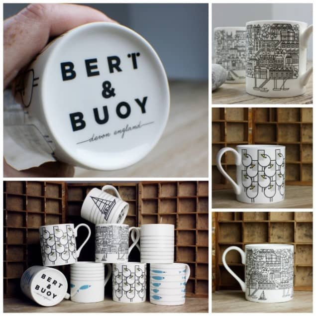 Bert & Buoy Mug Collections
